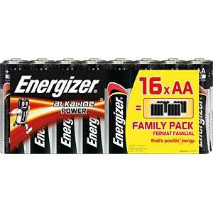 Energizer POWER Mignon, pack of 16 ENERGIZER E300173000