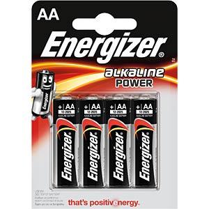 Energizer POWER Mignon, 4er-Pack ENERGIZER E300132901