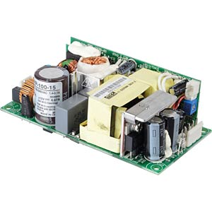 Power supply 15 V, 5 A MEANWELL EPP-100-15