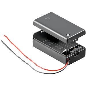 Batteriehalter, 1x9 Volt Block FREI