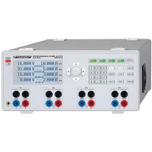 Programmierbares 4-Kanal Hochleistungsnetzgerät HAMEG 23-4040-0000