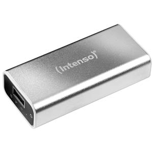 Power bank, 5200 mAh, silver INTENSO 7322421