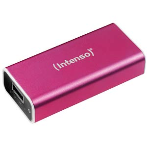 Power bank, 5200 mAh, pink INTENSO 7322423