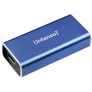 Power bank, 5200 mAh, blue INTENSO 7322425