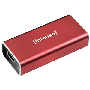 Power bank, 5200 mAh, red INTENSO 7322426