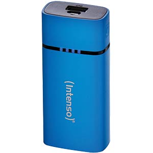 Intenso Powerbank, 5200 mAh, blau INTENSO 7320525