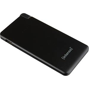 Powerbank, Li-Po, 5000 mAh, USB INTENSO 7332520