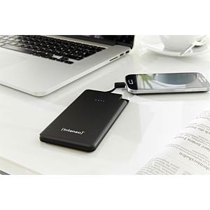 Powerbank, Li-Po, 5000 mAh, USB INTENSO 7332522