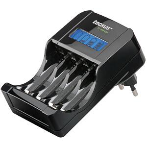 Steckerladegerät mit LCD-Display TECXUS 23852