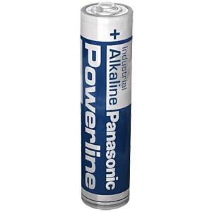 Alkaline battery, LR3, 1.5-volt, 1300 mAh PANASONIC LR03AD