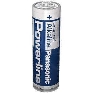 Alkalinebatterij, LR6, 1,5 volt, 3100mAh PANASONIC LR6AD