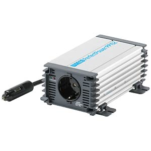 Wechselrichter, modifizierte Sinuswelle, 150 W, Schutzkontakt WAECO PP154