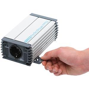 Wechselrichter, modifizierte Sinuswelle, 150 W, Schutzkontakt WAECO 9600000016