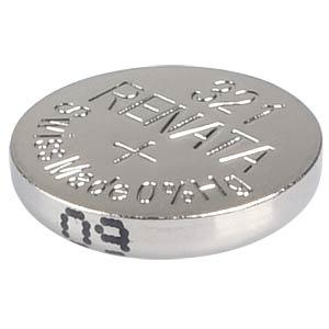Silberoxid-Knopfzelle, 321, 14,5 mAh, 6,8 x 1,6 mm RENATA 321