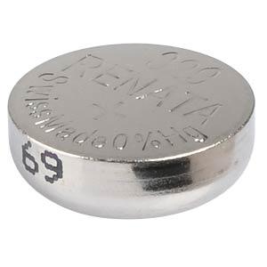 Silberoxid-Knopfzelle, 329, 37 mAh, 7,9 x 3,1 mm RENATA 329