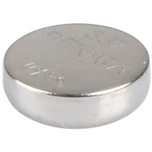 Silberoxid-Knopfzelle, 337, 8 mAh, 4,8 x 1,6 mm RENATA 337