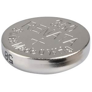 Silberoxid-Knopfzelle, 350, 105 mAh, 11,6 x 3,6 mm RENATA 350
