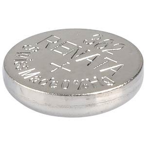 Silberoxid-Knopfzelle, 362, 23 mAh, 7,9 x 2,1 mm RENATA 362