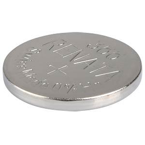 Silberoxid-Knopfzelle, 366, 47 mAh, 11,6 x 1,6 mm RENATA 366