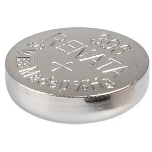 Silberoxid-Knopfzelle, 396, 32 mAh, 7,9 x 2,6 mm RENATA 396