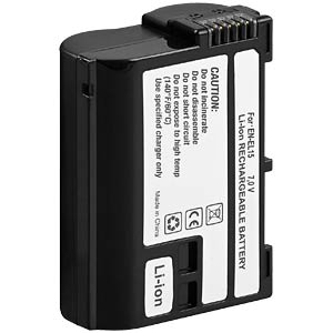 Li-ion camcorder battery 7.4V 1400mAh, for NIKON FREI