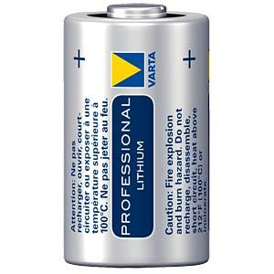 VARTA CR 2 - Lithium Batterie, CR2, 920 mAh, 1er-Pack