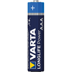 Alkaline Batterie Longlife Power, AAA (Micro), 10er-Pack VARTA 04903 121 461