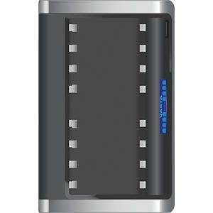 VARTA Multi Charger laadapparaat met LCD VARTA 57671101401