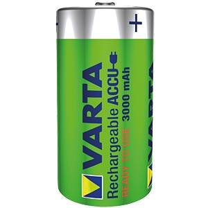 VARTA Ready-2-Use, 2xBaby, 3000mAh VARTA 56714 101 402