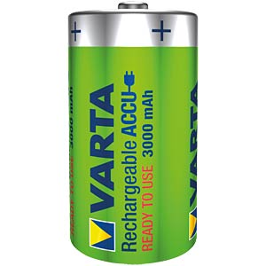 VARTA Ready-2-Use, 2xMono, 3000mAh VARTA 56720 101 402