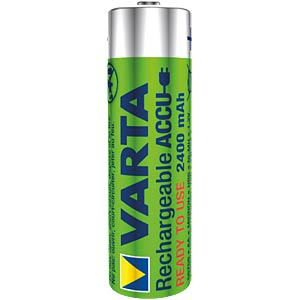 VARTA Ready-2-Use Toy, 4xAA, 2400mAh VARTA 56786 101 404