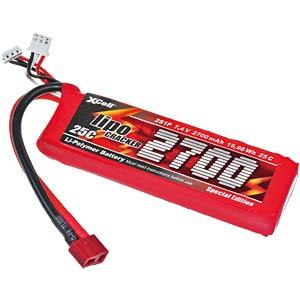 XCell LiPo Cracker 7,4V / 2700mAh XCELL 134810