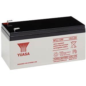 YUASA Blei-Vlies-Akku, 3,2 Ah, 12 V YUASA NP3.2-12