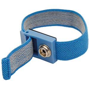 ESD plastic wrist strap, press-stud 10 mm STAT-X 910900 000017