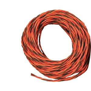 JR cable 3x0.25 mm², 10 m, twisted JAMARA 98041