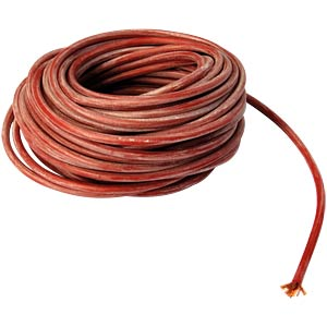 Silicone cable, 4.0 mm², 10 m, red JAMARA 99974