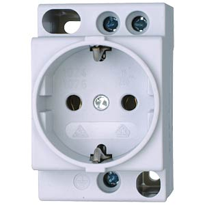 Power socket — 250 V/16 A KOPP 102404506