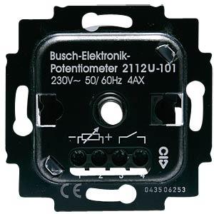 Elektronik-Potenziometer-Einsatz BUSCH-JAEGER 2112 U-101