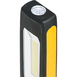 LED-Arbeitsleuchte, 175 lm, Akku, gelb CAT CT1205