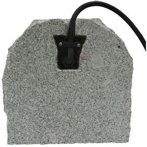 Steinsteckdose 4-fach HEITRONIC 36070