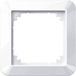 1-M-Rahmen - 1-fach, aktivweiß glänzend MERTEN 389125