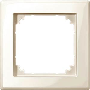 M-SMART frame — 1-gang, white, glossy MERTEN 478144