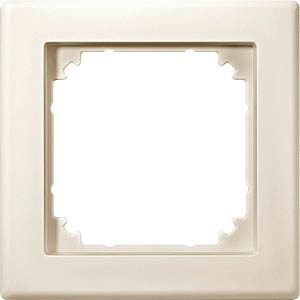 M-SMART frame — 1-gang, white MERTEN 484144