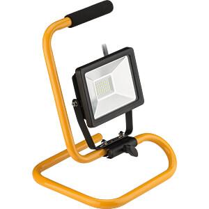 LED-Baustrahler, 20 W, 1650 lm, 6500 K, schwarz, IP65 GOOBAY 59005