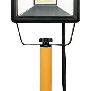 LED-Baustrahler, 20 W, 1650 lm, 6500 K, schwarz, IP65 GOOBAY 59007