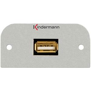 USB Kabelpeitsche: KMAS 222 KINDERMANN 7441-522