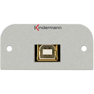USB (B-socket/A-socket) KINDERMANN 7441-525