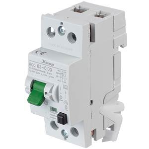 Fehlerstromschutz-Schalter, Typ A, 63 A, 30 mA KOPP 756328010