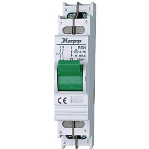 Wall-mounted circuit breaker - 16 A, 2-pole KOPP 760121018