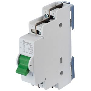 Wall-mounted circuit breaker - 16 A, 3-pole KOPP 760131015